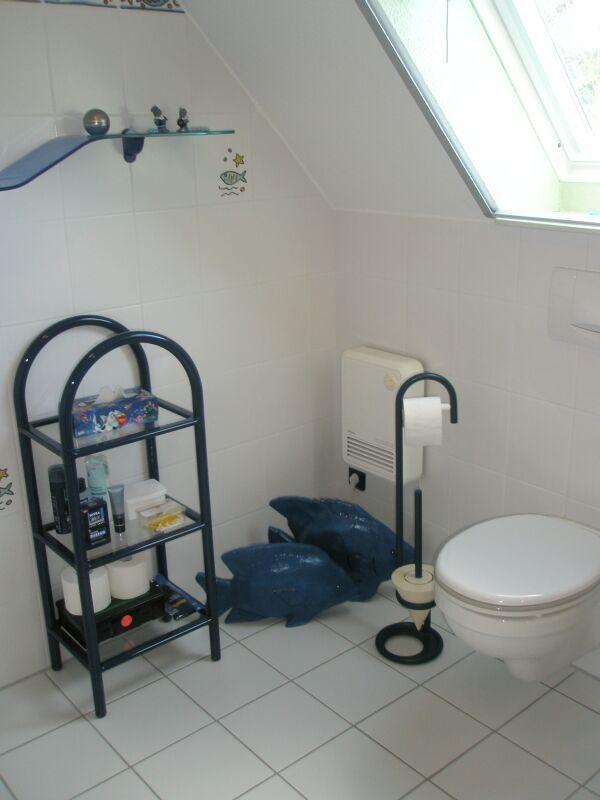 Exklusive ferienwohnung in sahlenburg ausstattung for Badezimmer zonen